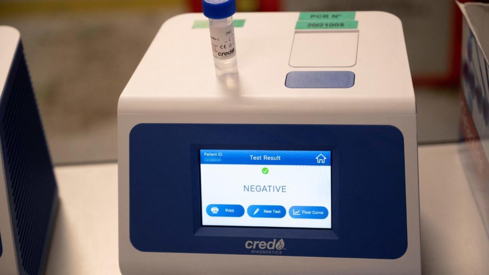 """Biến thể mới ở Pháp có khả năng """"lọt lưới"""" các xét nghiệm PCR tiêu chuẩn"""