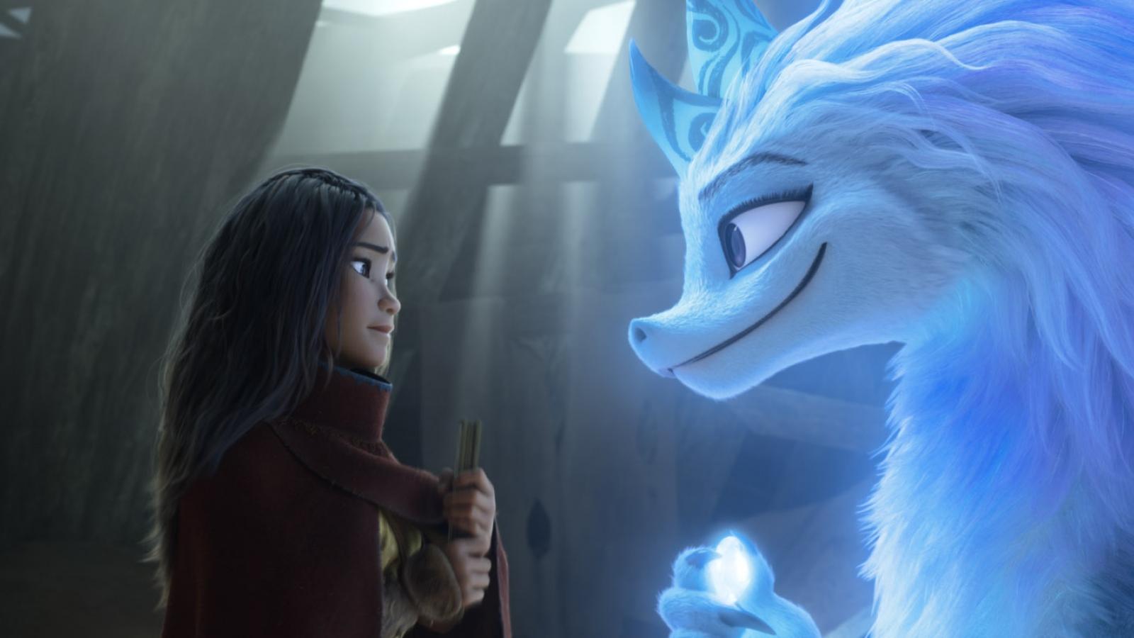 """""""Raya và rồng thần cuối cùng"""" – bom tấn hoạt hình mới của Disney"""