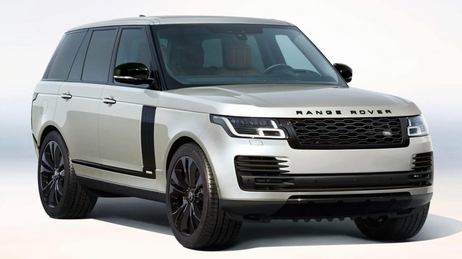 Việt Nam nằm trong Top 3 quốc gia mua xe Range Rover đắt nhất thế giới