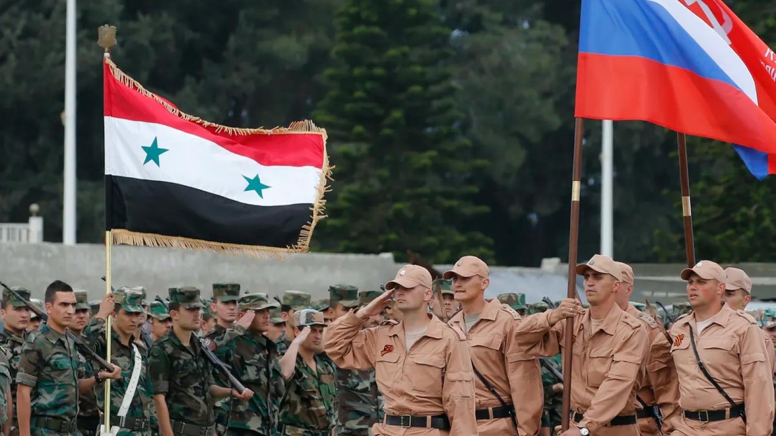 """Nga gọi lệnh trừng phạt của phương Tây nhằm vào Syria là """"vô nhân đạo"""""""
