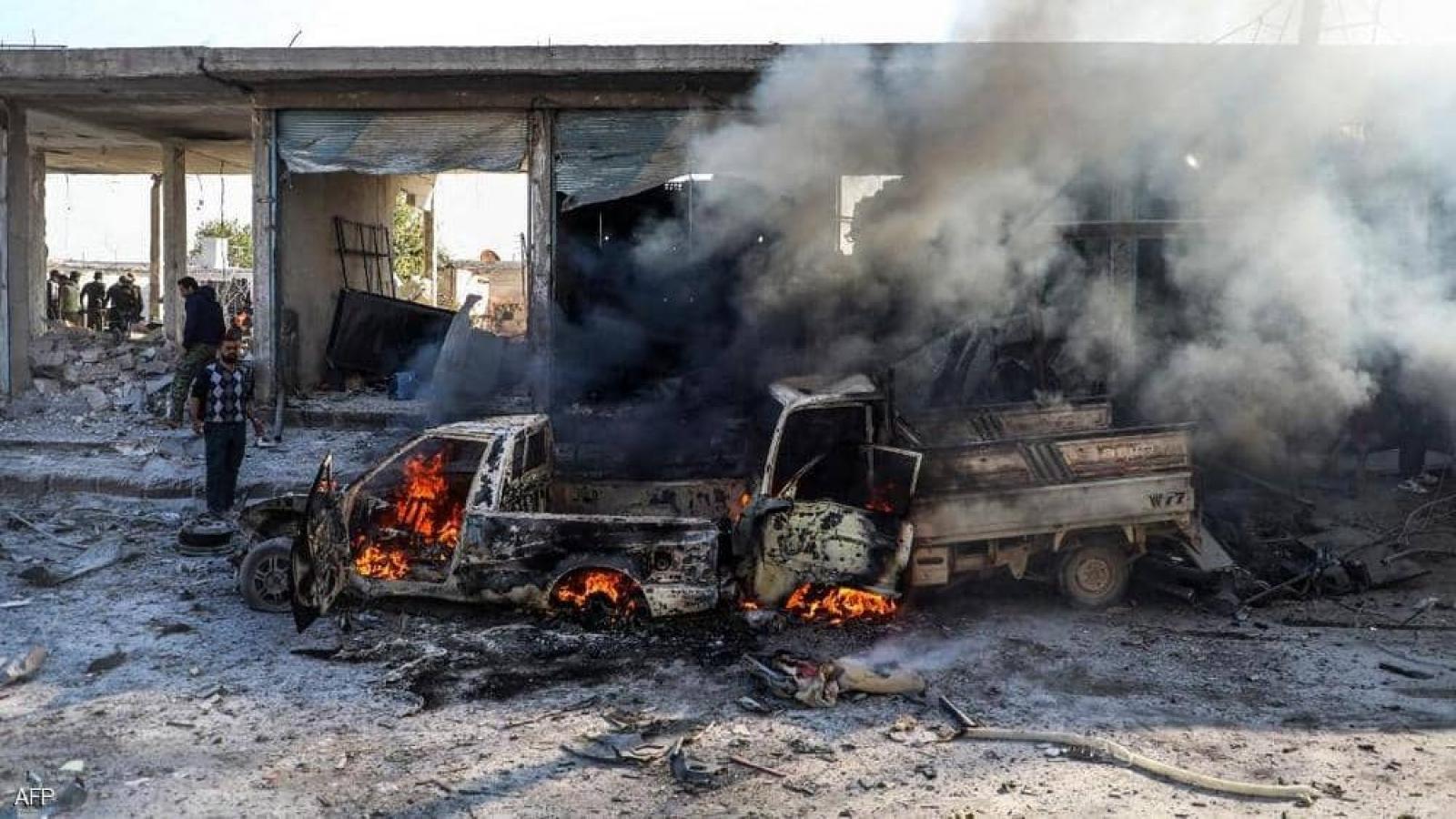 Tình hình khủng bố ở Trung Đông được ngăn chặn
