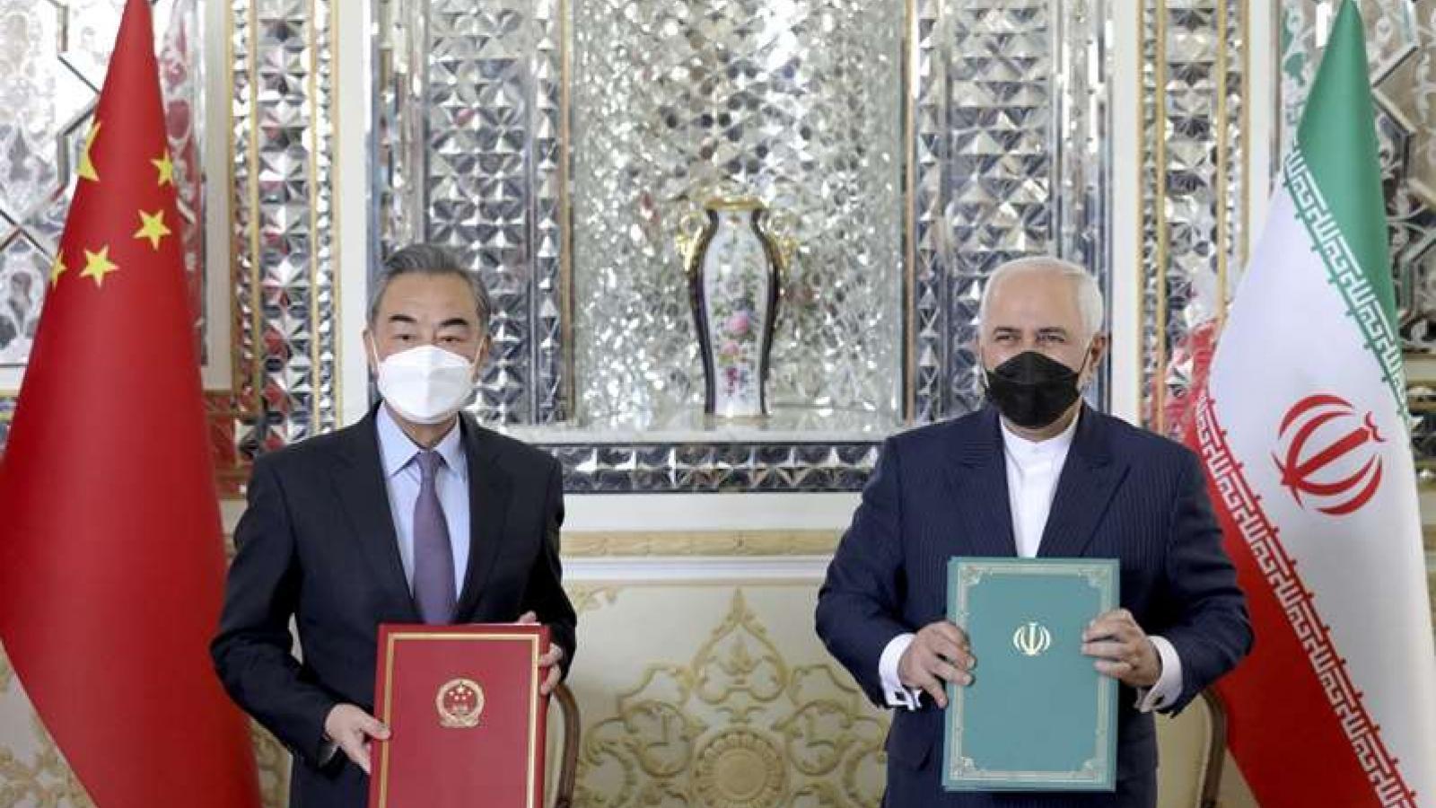 Gần gũi với Nga và Iran, Trung Quốc có thể mất cả châu Âu và Trung Đông