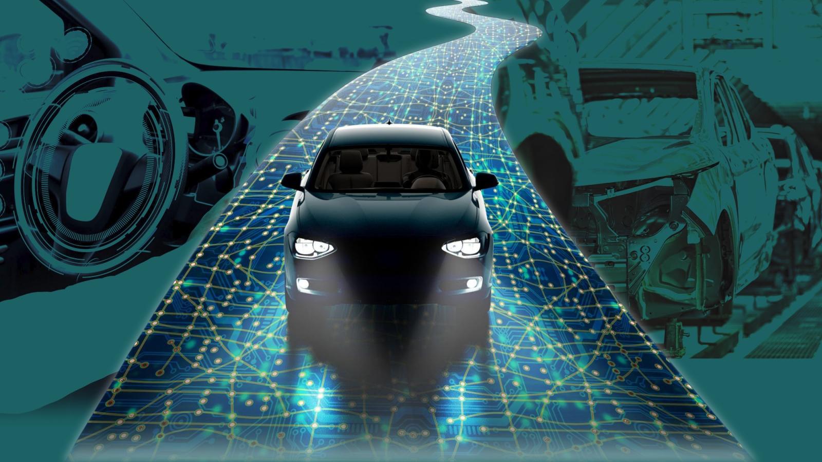 Thiếu chất bán dẫn, ngành công nghiệp ô tô thêm lao đao trong đại dịch Covid-19