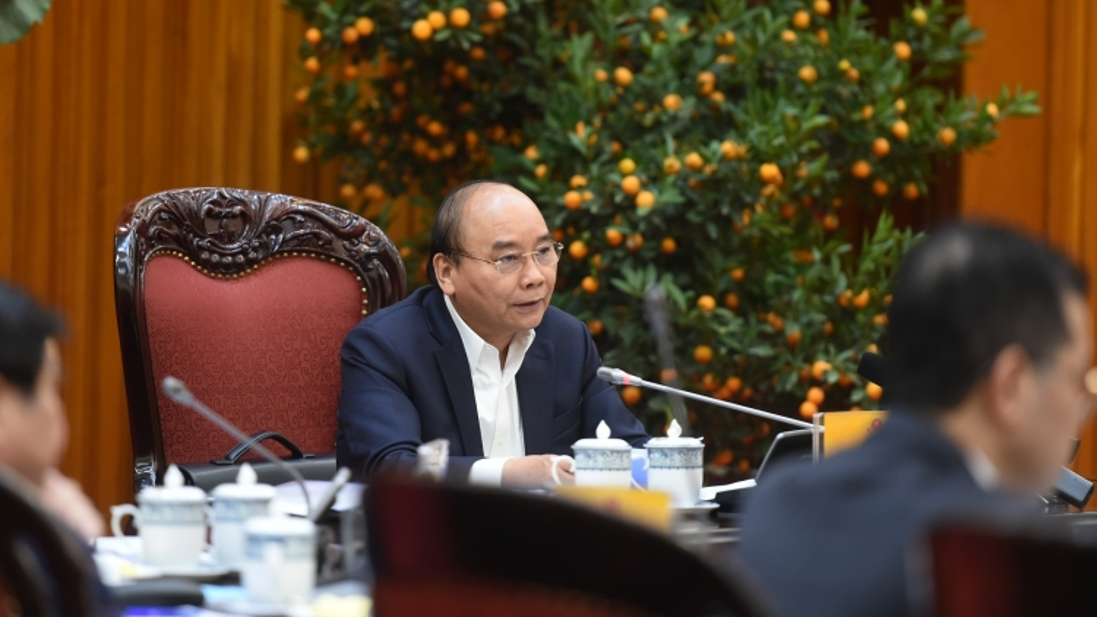 Thủ tướng: Chính quyền đô thị cũng phải phục vụ người dân và doanh nghiệp