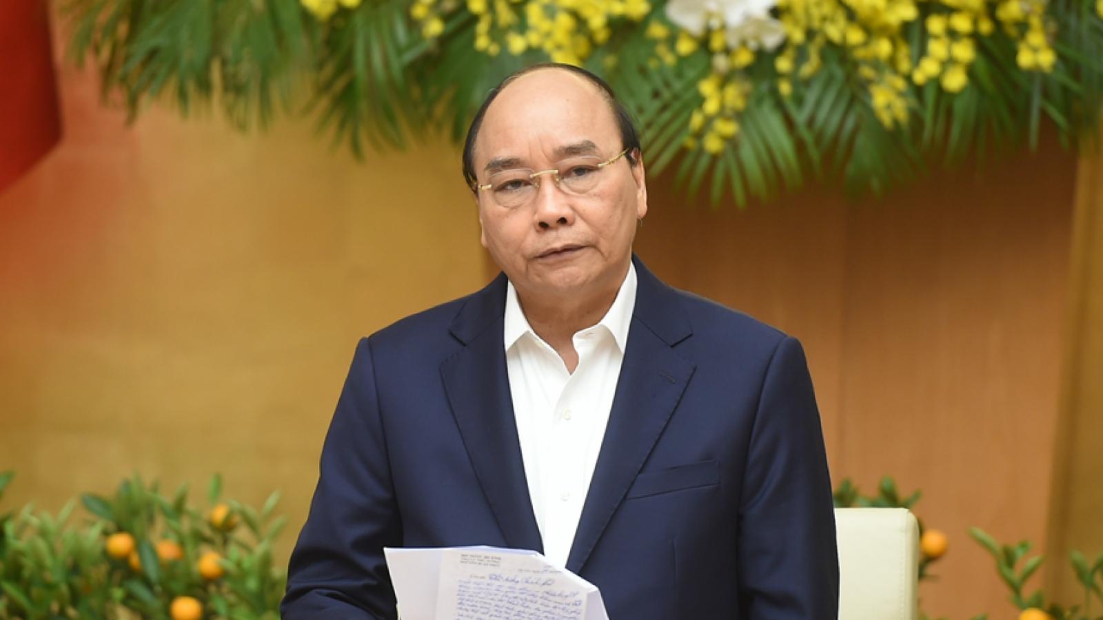 Thủ tướng Chính phủ chủ trì Hội nghị sơ kết hơn 3 năm thực hiện Nghị quyết 120