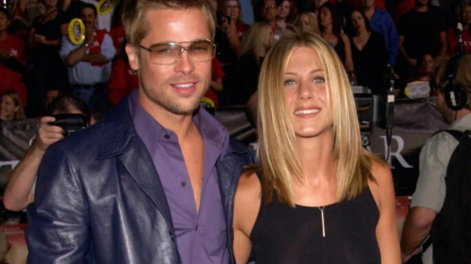 Nghi vấn Brad Pitt và Jennifer Aniston tái hợp sau 16 năm ly hôn?