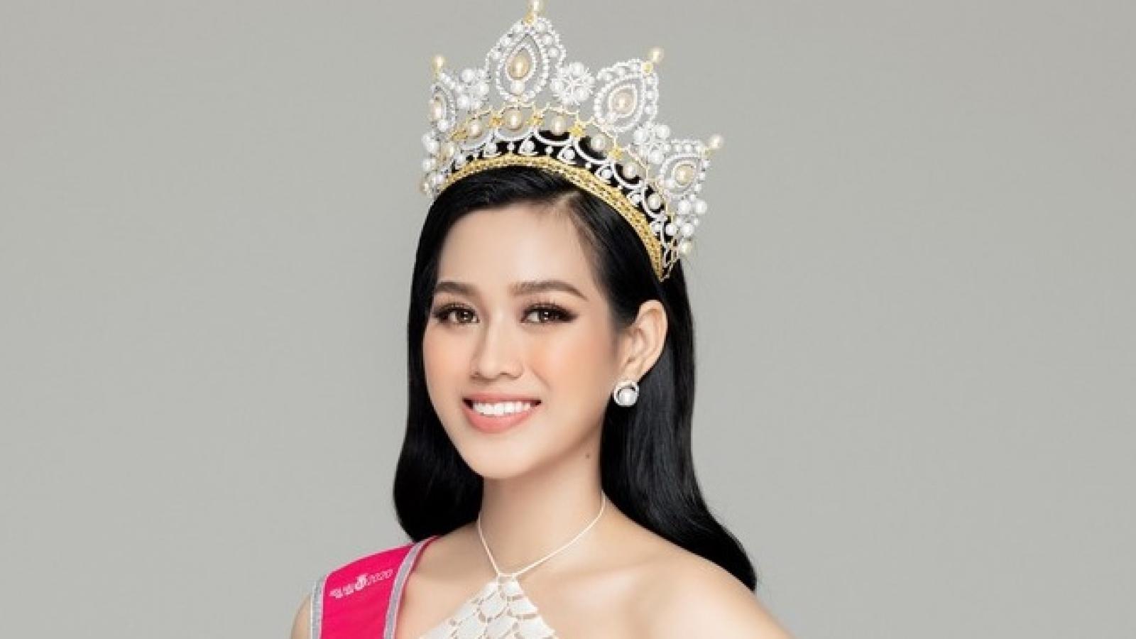 Đỗ Thị Hà được Missosology dự đoán lọt top 7 Miss World 2021