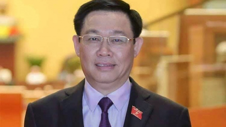 Biography of new NA Chairman of National Assembly Vuong Dinh Hue