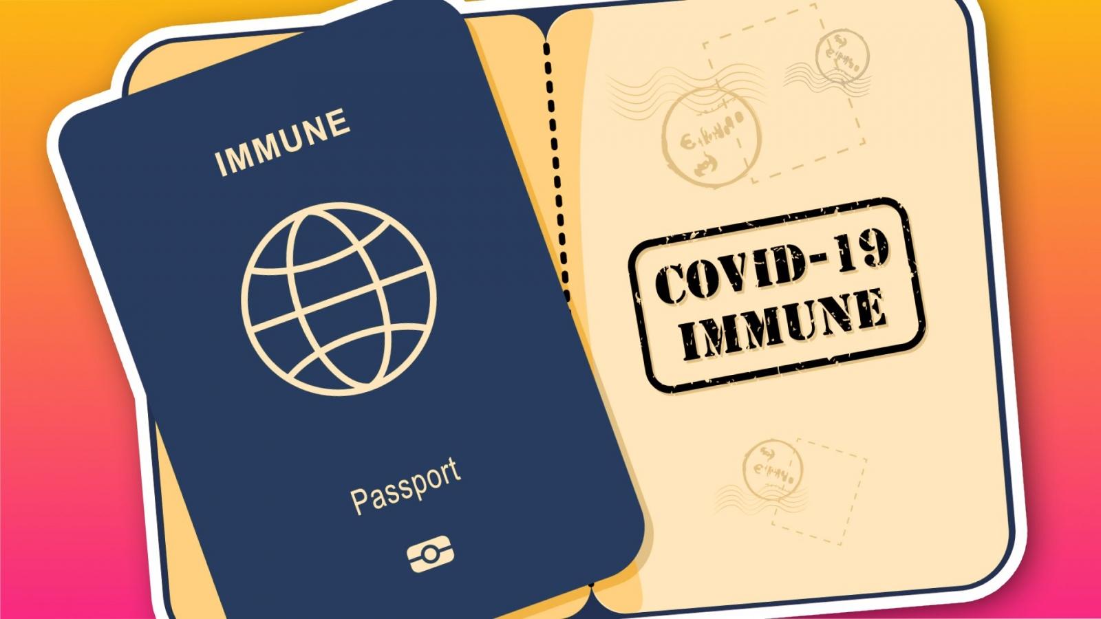 """Liệu hộ chiếu vaccine sẽ là tấm """"thẻ xanh"""" vượt đại dịch Covid-19?"""
