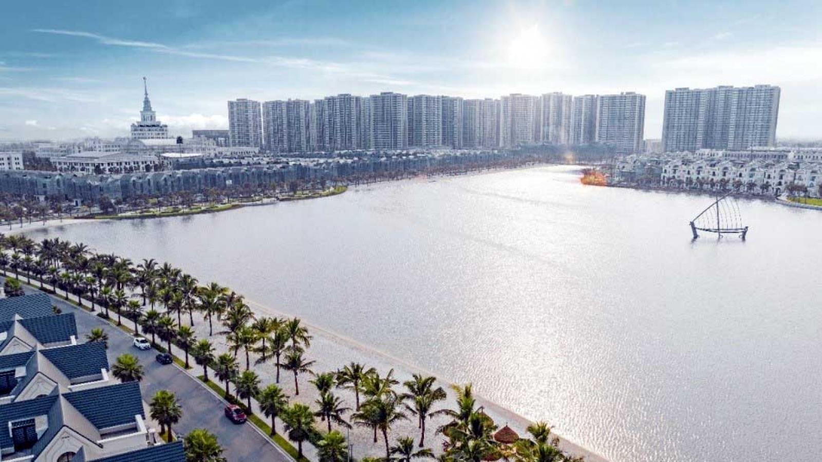 Vinhomes Ocean Park: 'Thành phố thu nhỏ' cho cộng đồng khách thuê trí thức
