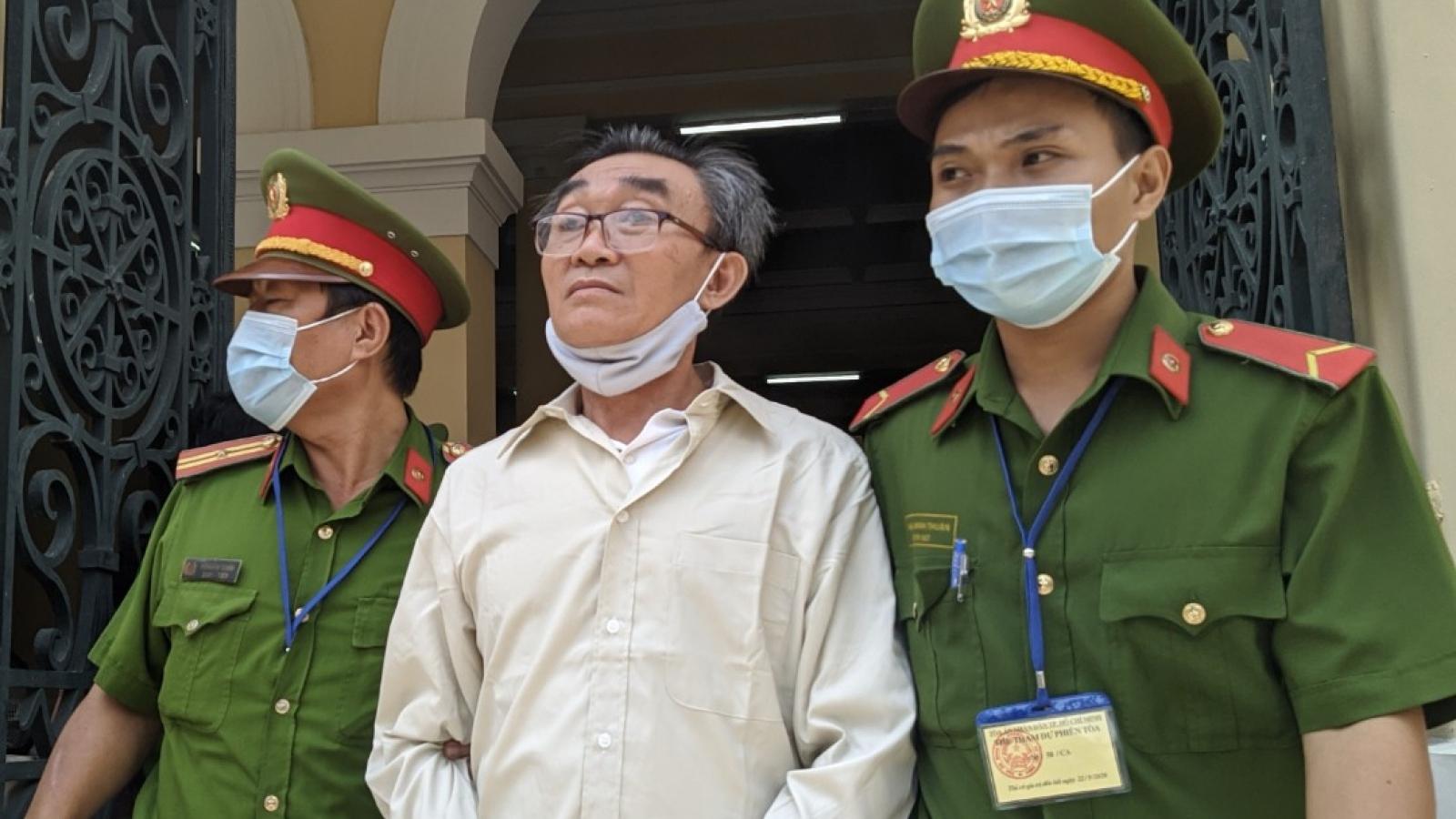"""Y án sơ thẩm đối với 7 bị cáo trong nhóm khủng bố """"Triều đại Việt"""""""
