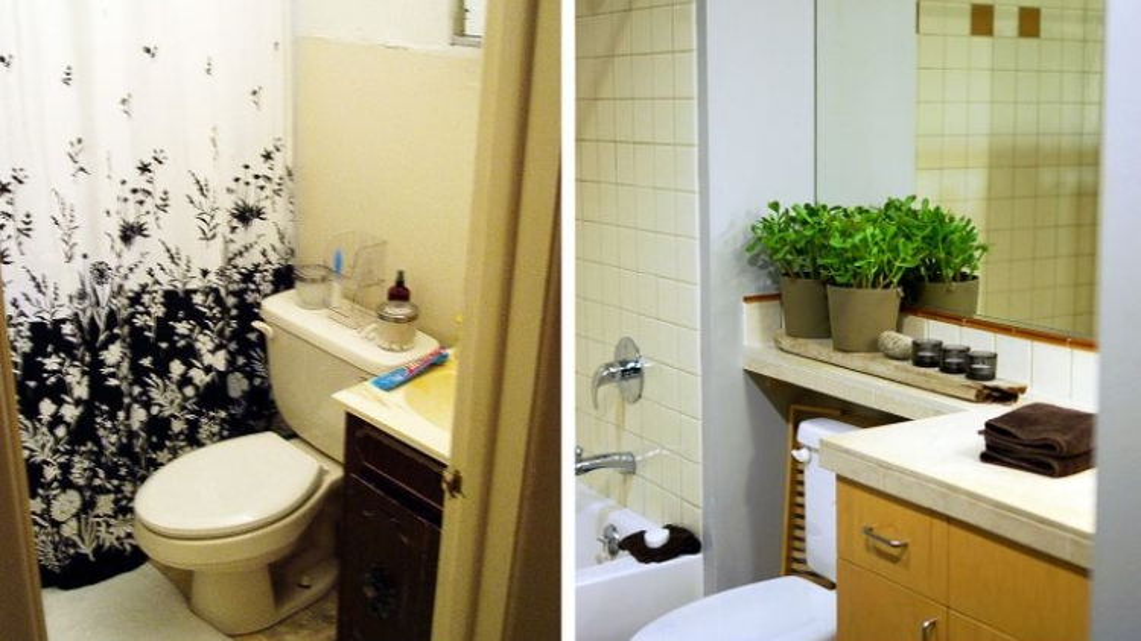Những cách đơn giản mà hiệu quả giúp nhà tắm của bạn như ở spa