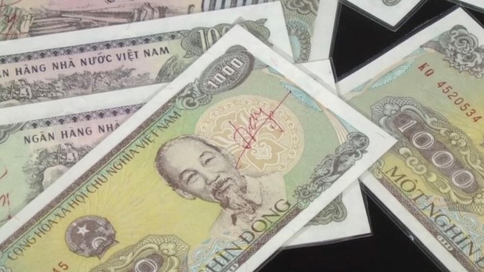 Bí mật phía sau những tờ tiền mệnh giá 1.000 đồng được ép plastic