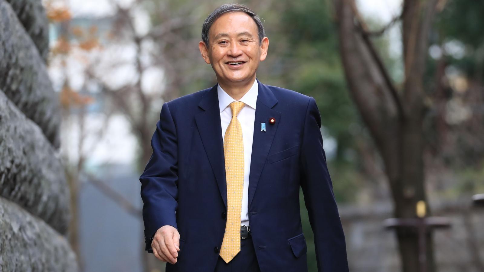 Thủ tướng Nhật Bản có kế hoạch công du Mỹ vào nửa đầu tháng 4/2021