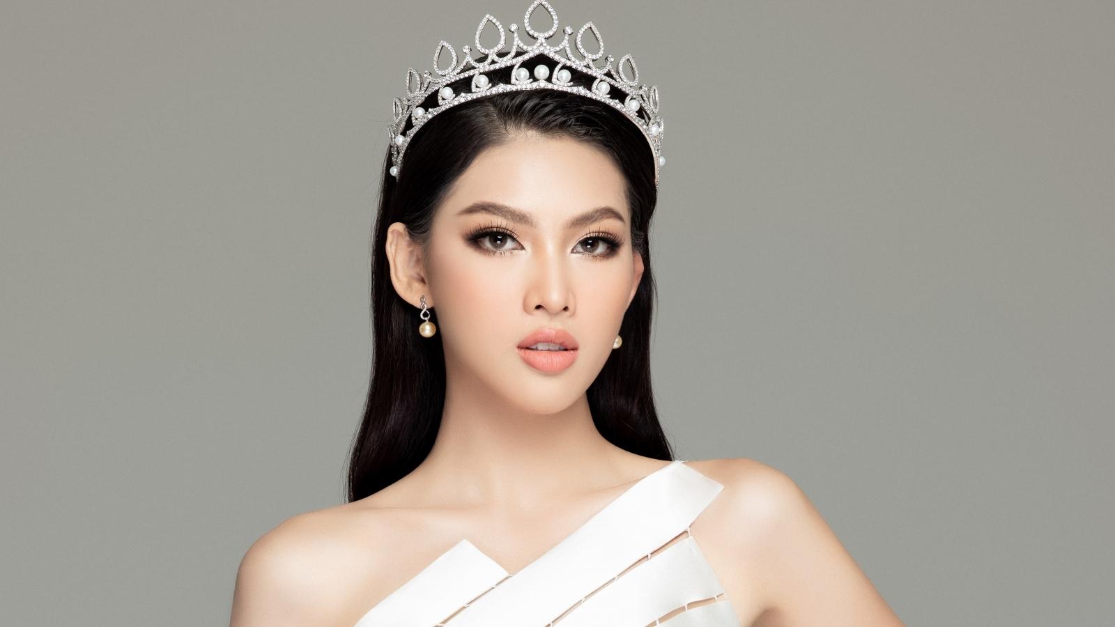 Hé lộ loạt trang phục dạ hội của Á hậu Ngọc Thảo tại Miss Grand International