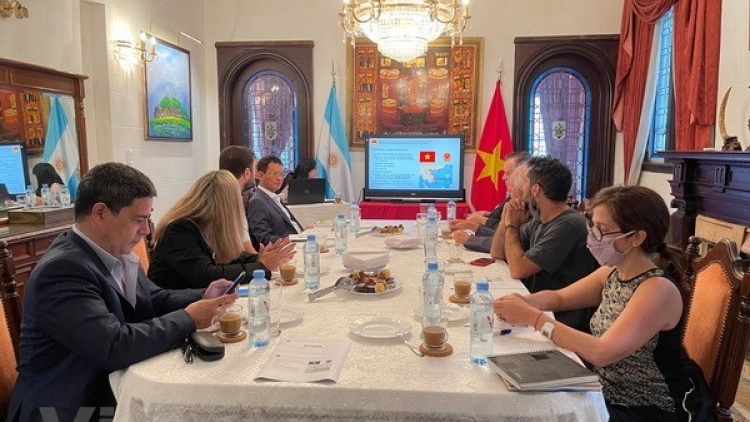 Argentinian media updated on Vietnamese political situation and socio-economic affairs