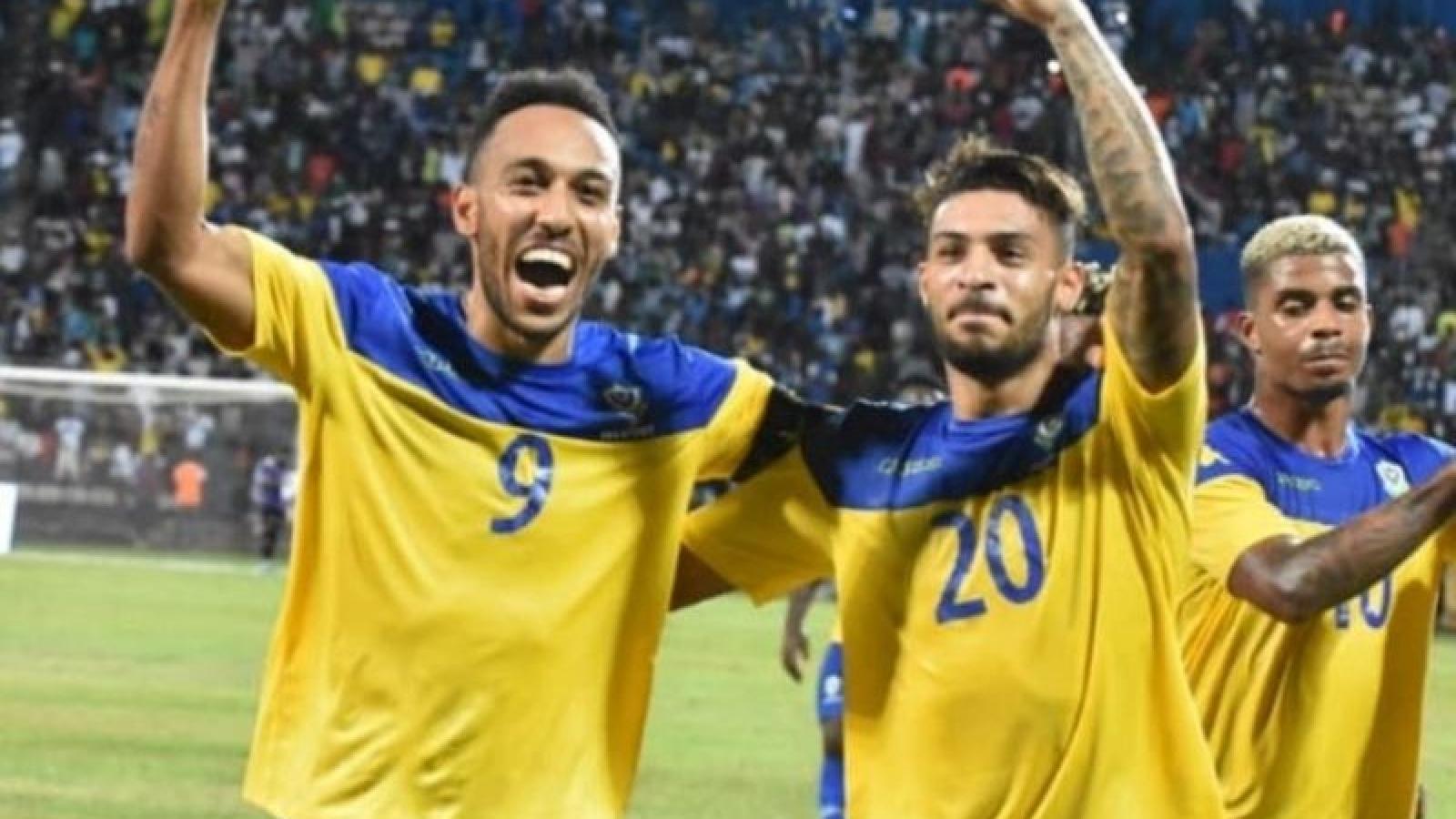 Aubameyang, Salah và dàn sao Ngoại hạng Anh tỏa sáng ở Cúp châu Phi