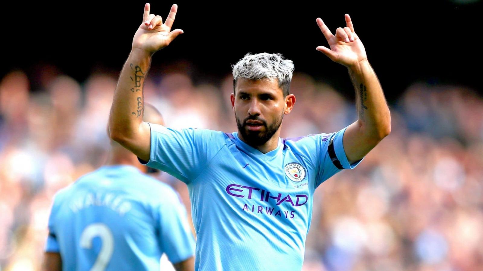 Man City chia tay Sergio Aguero sau 10 năm gắn bó