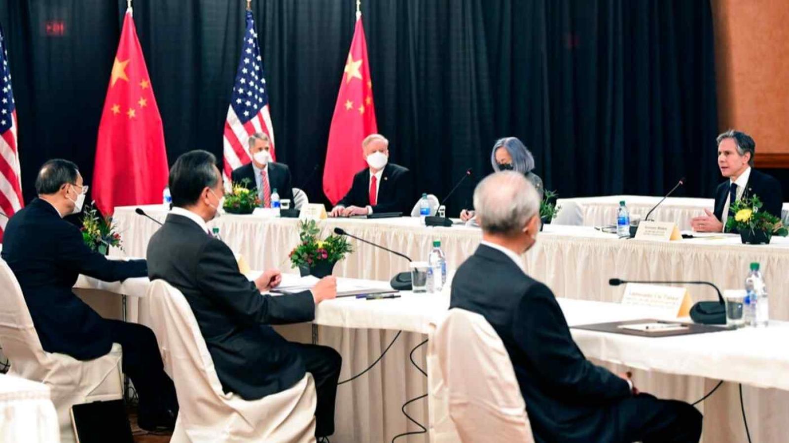 Ba khía cạnh Mỹ - Trung có thể hợp tác sau cuộc gặp ở Alaska