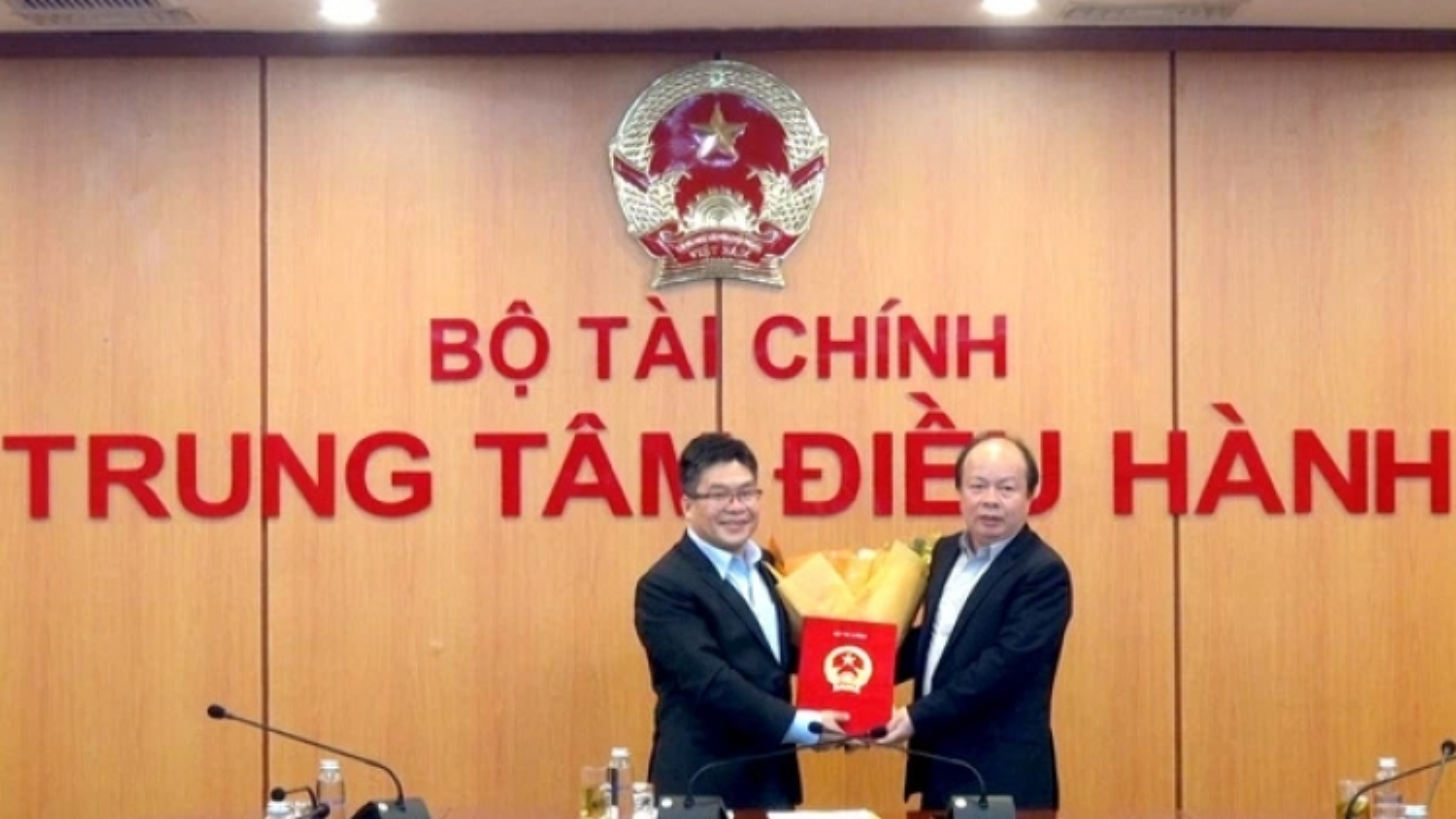 Công bố nhân sự lãnh đạo Sở Giao dịch Chứng khoán Việt Nam