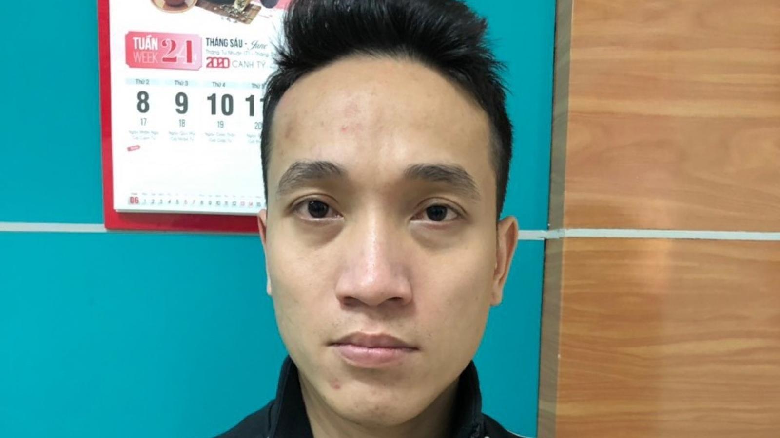 Bắtgiữ 1đối tượng truy nã đặc biệt nguy hiểm tại Quảng Ninh
