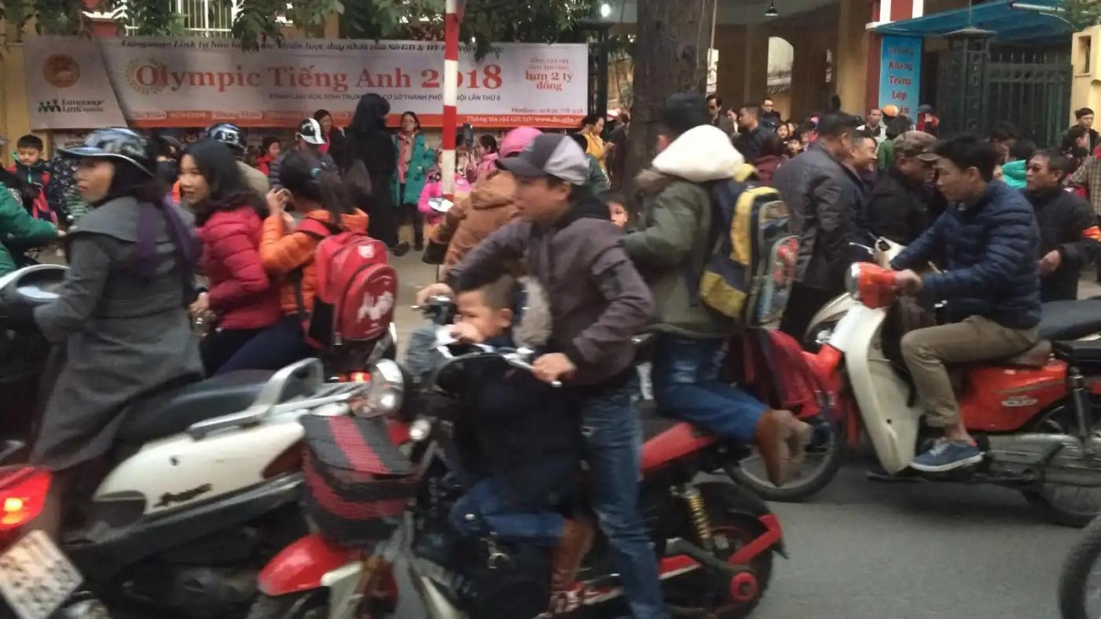 """Báo Nhật: """"Nhà máy phát khí thải 2 bánh"""" gây ô nhiễm không khí tại Việt Nam"""