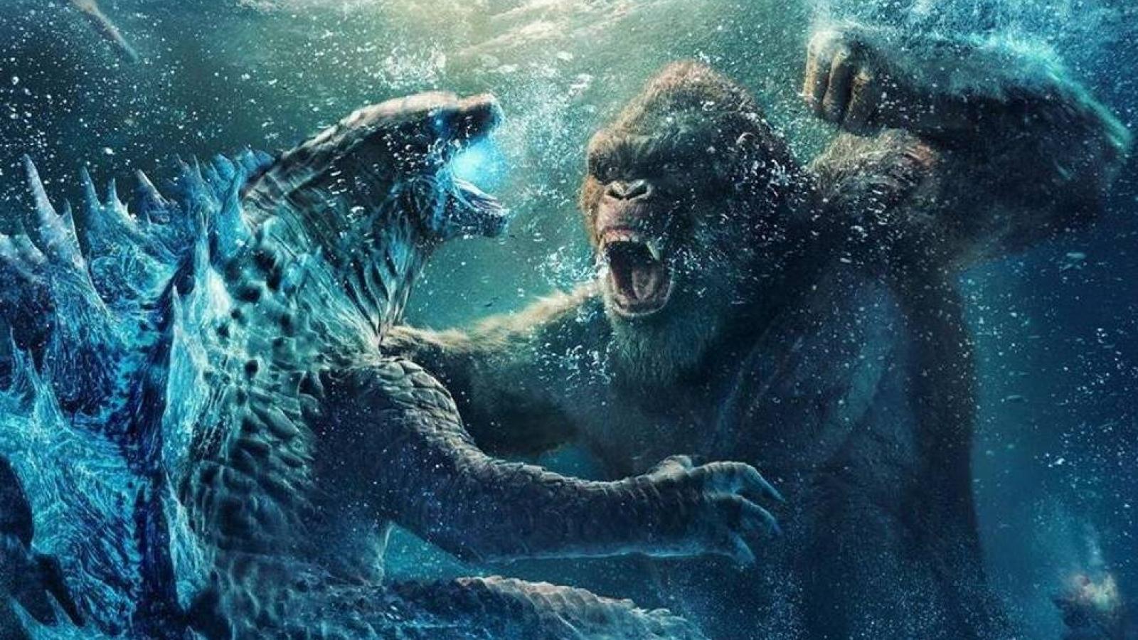 """""""Godzilla đại chiến Kong"""" chưa làm khán giả thoả mãn?"""