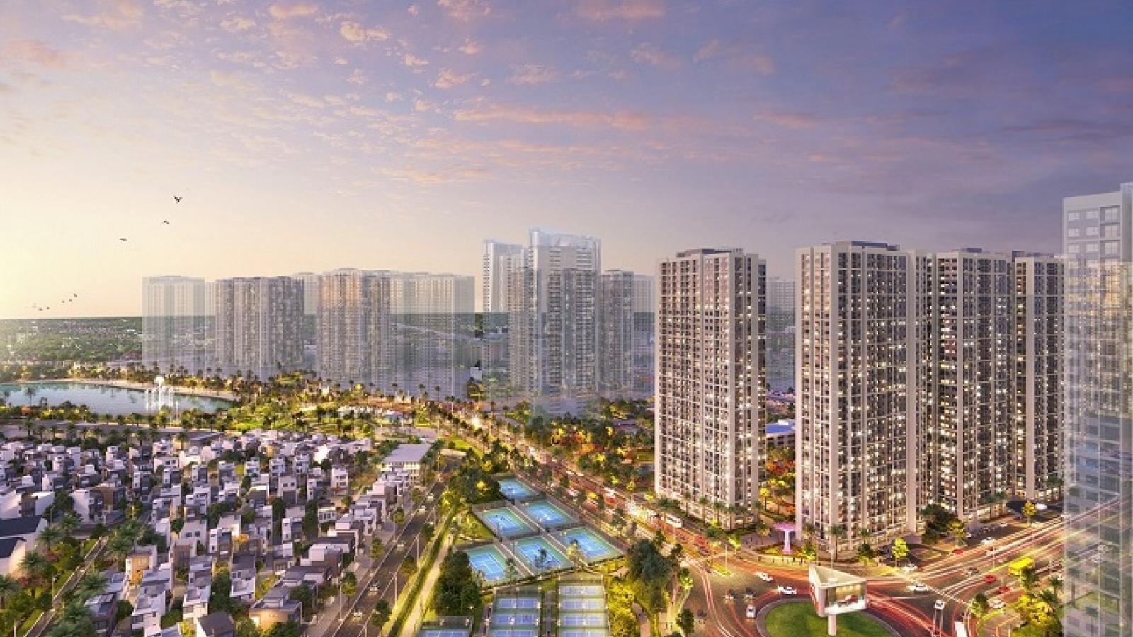 Trả 20%, khách mua nhà tại Vinhomes Smart City được nhận ngay những gì?