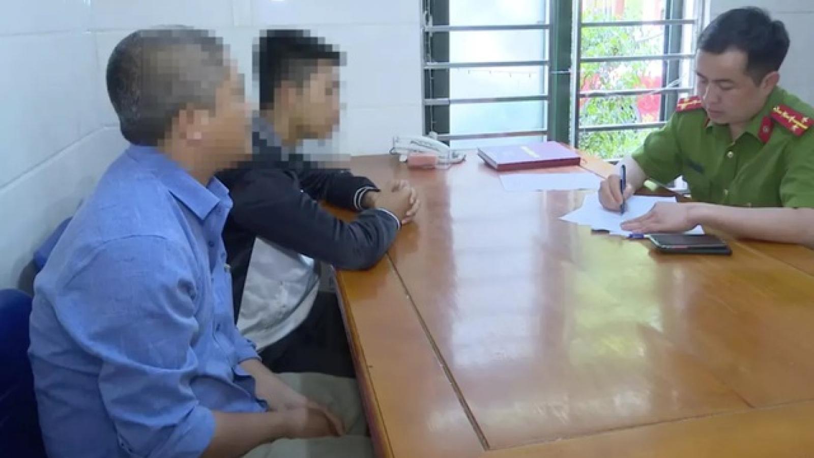 """Vụ """"chôn sống"""" nam thanh niên: Dương """"đẹp trai"""" đối tượng cầm đầu vụ việc bị bắt"""