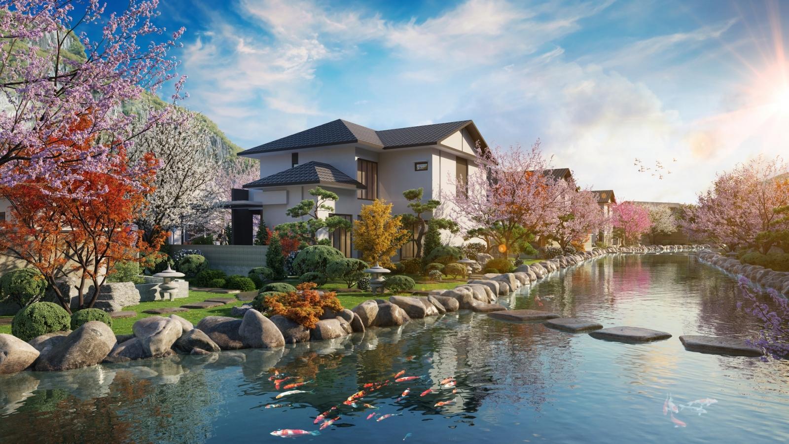 Sun Onsen Village - Limited Edition: Đưa tắm khoáng nóng vào nhịp sống thường nhật