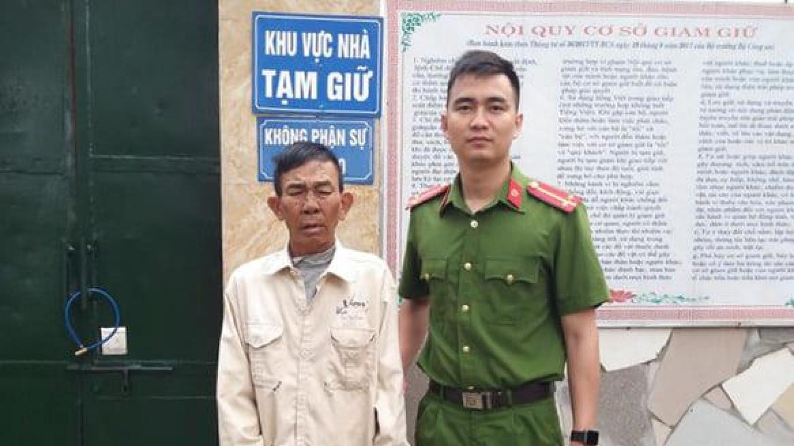 U60 có 11 tiền án vẫn gây ra hàng loạt vụ trộmcắp ở Nghệ An