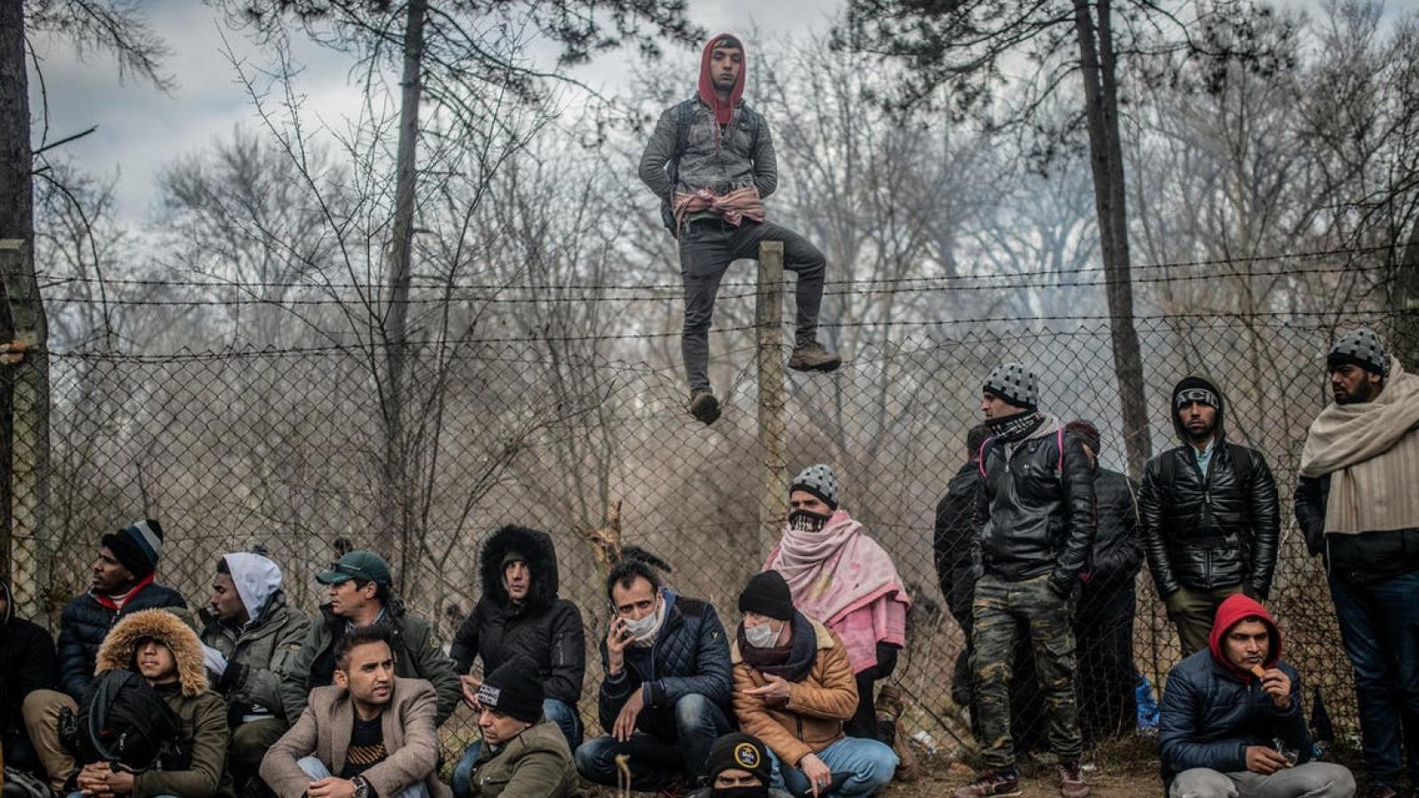 Hy Lạp đề nghị Thổ Nhĩ Kỳ nhận lại 1.500 người di cư