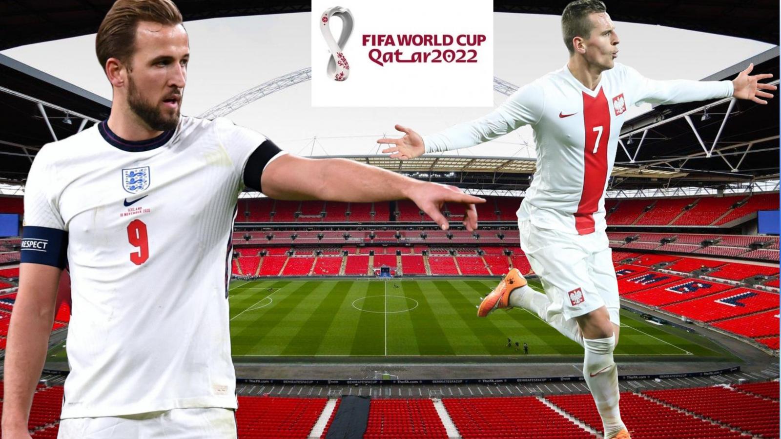 Dự đoán kết quả, đội hình xuất phát trận Anh - Ba Lan