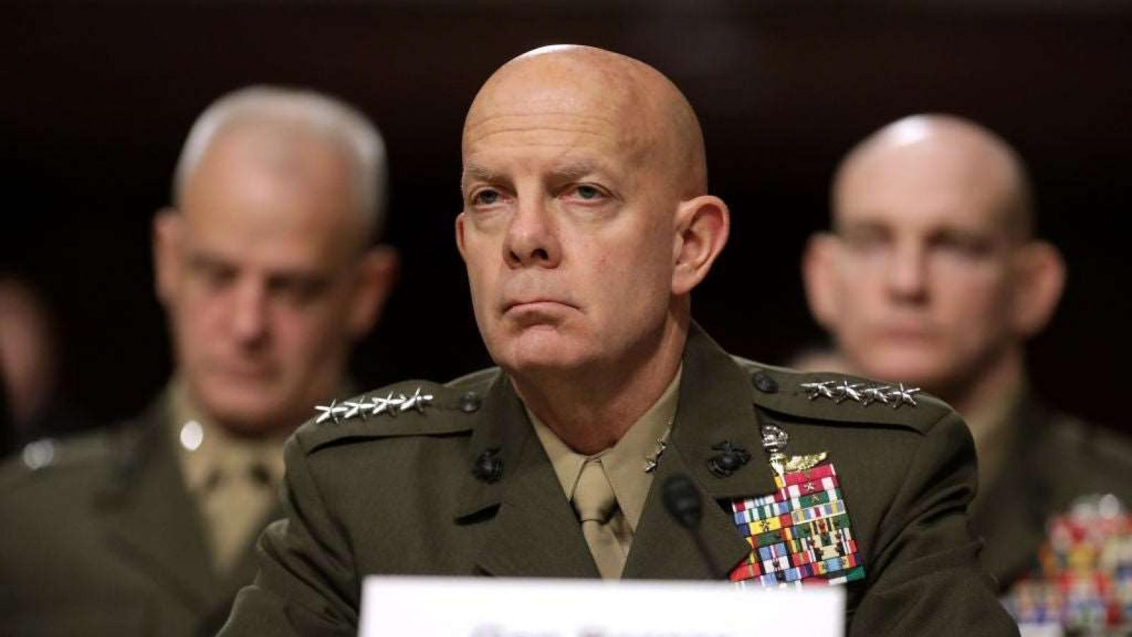 """Tướng Mỹ: """"Trung Quốc và Nga sẽ là mối đe dọa lớn nhất của Mỹ trong tương lai gần"""""""