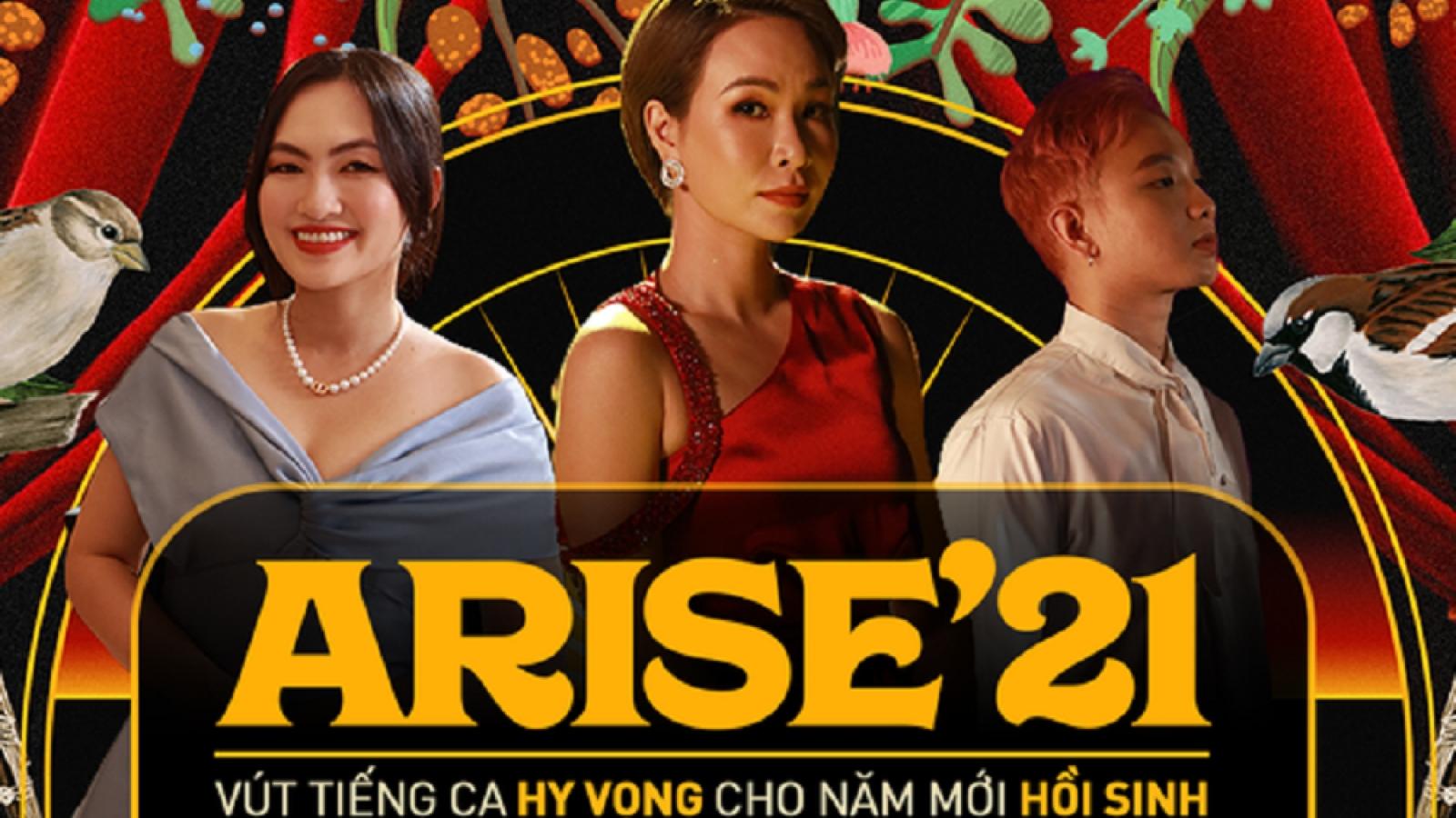 """MV """"Arise'21-Ta sẽ hồi sinh"""" tạo ấn tượng mạnh với khán giả"""