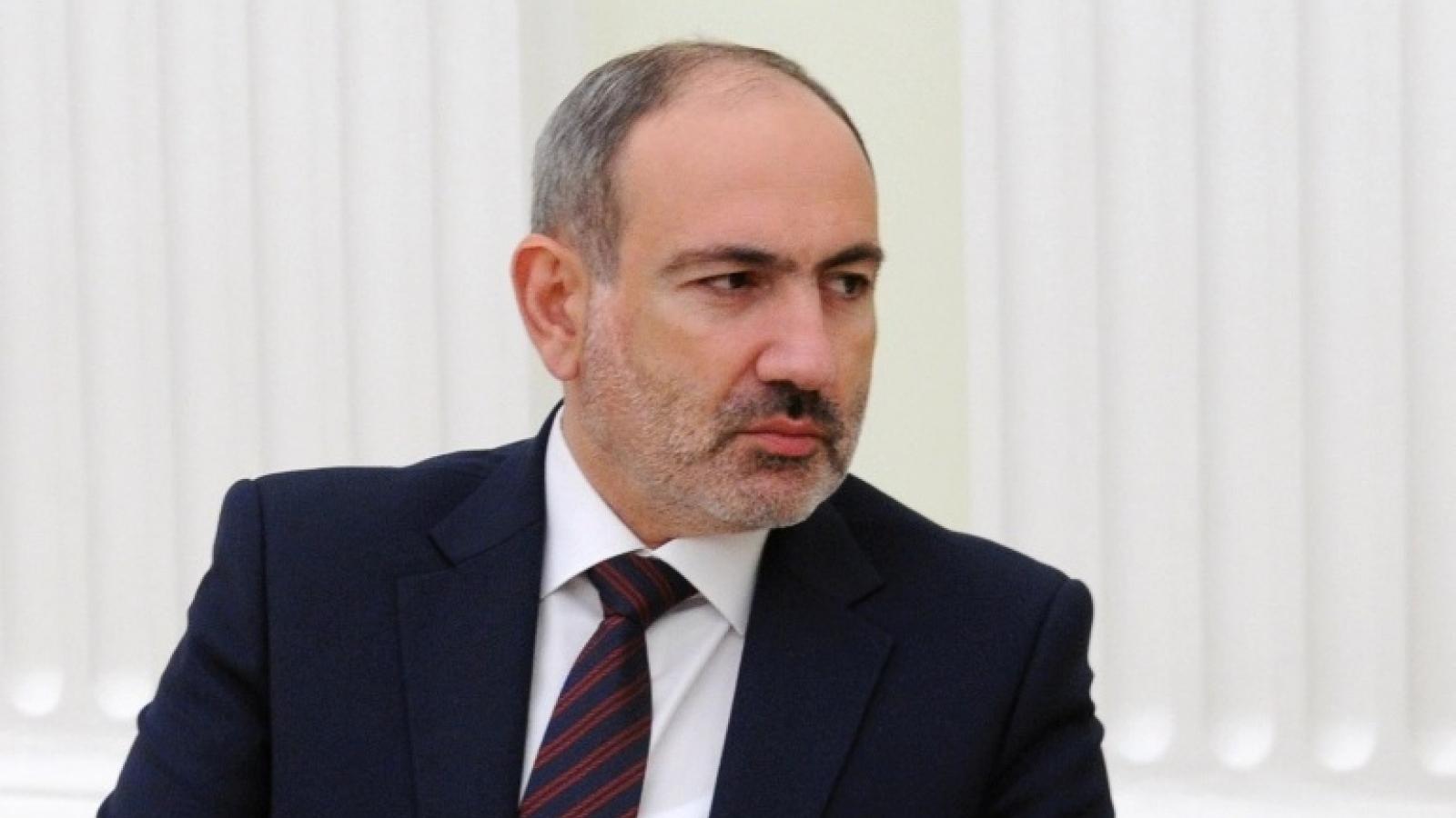 Thủ tướng Armenia tuyên bố sẽ từ chức để tiến hành bầu cử Quốc hội trước kỳ hạn
