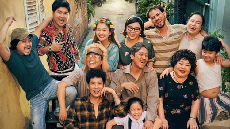 'Old Father' becomes bestselling Vietnamese movie