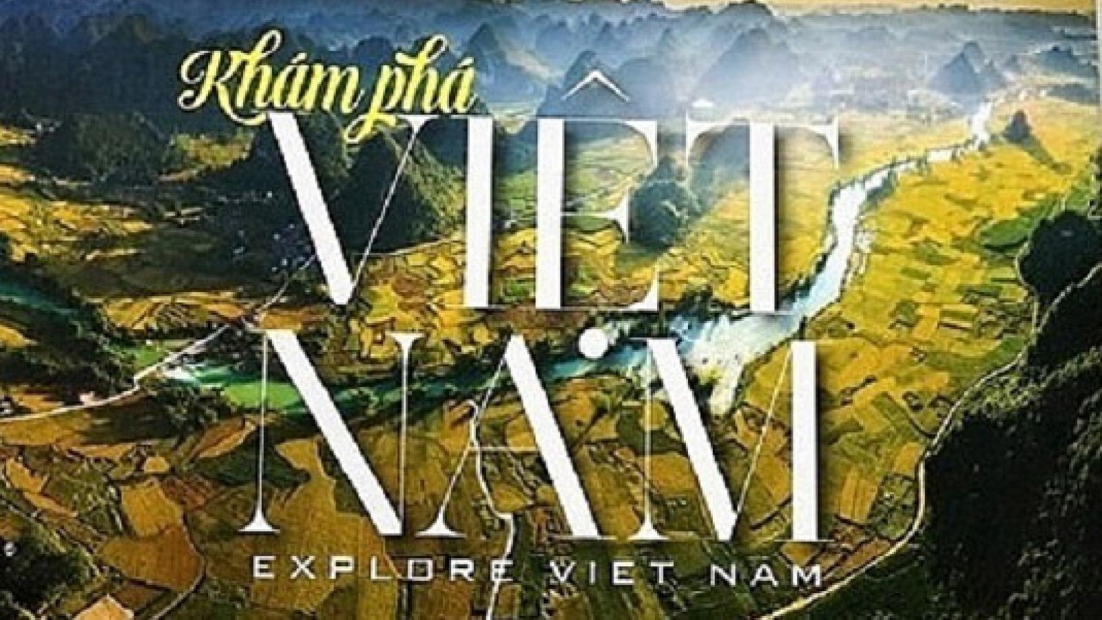 "Promote tourism through the book ""Explore Vietnam"""