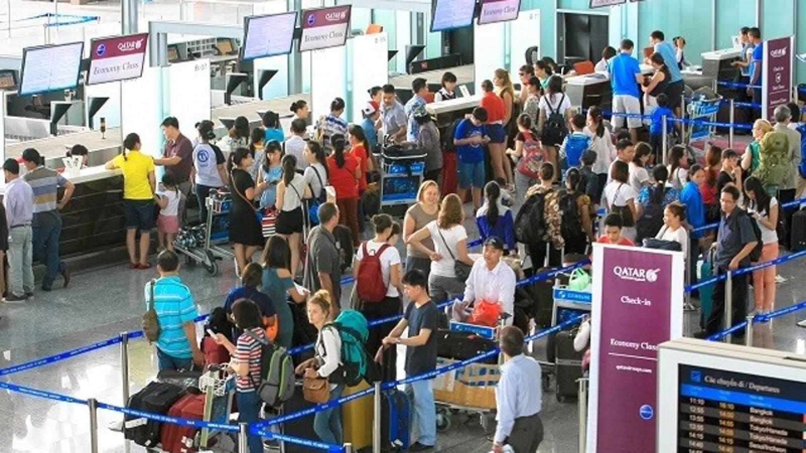International terminal at Noi Bai Airport set for expansion