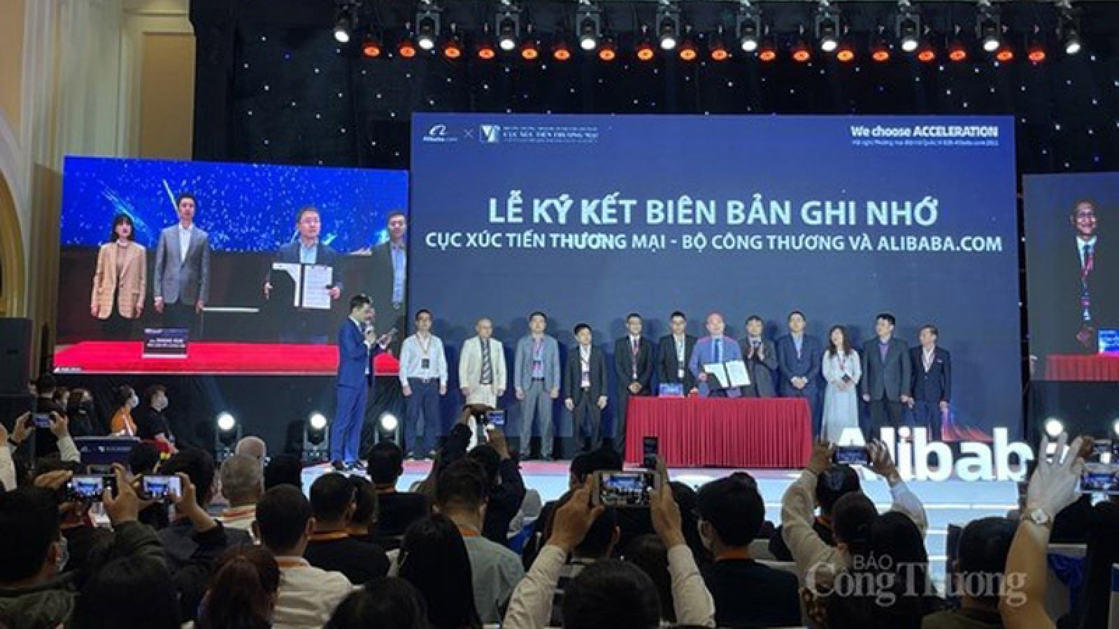 Vietrade, Alibaba.com partner to help firms with online export