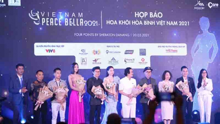 Vietnam Peace Bella 2021 pageant launched in Da Nang