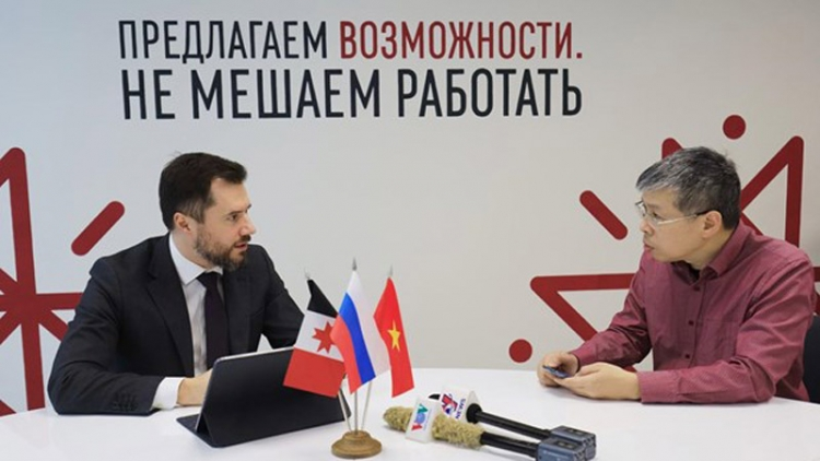 Udmurtia keen on boosting bilateral trade with Vietnam
