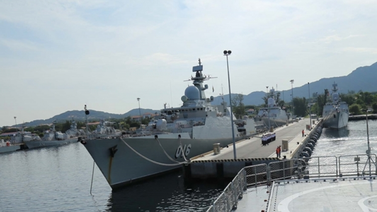 Vietnam to send warships to compete at Army Games 2021