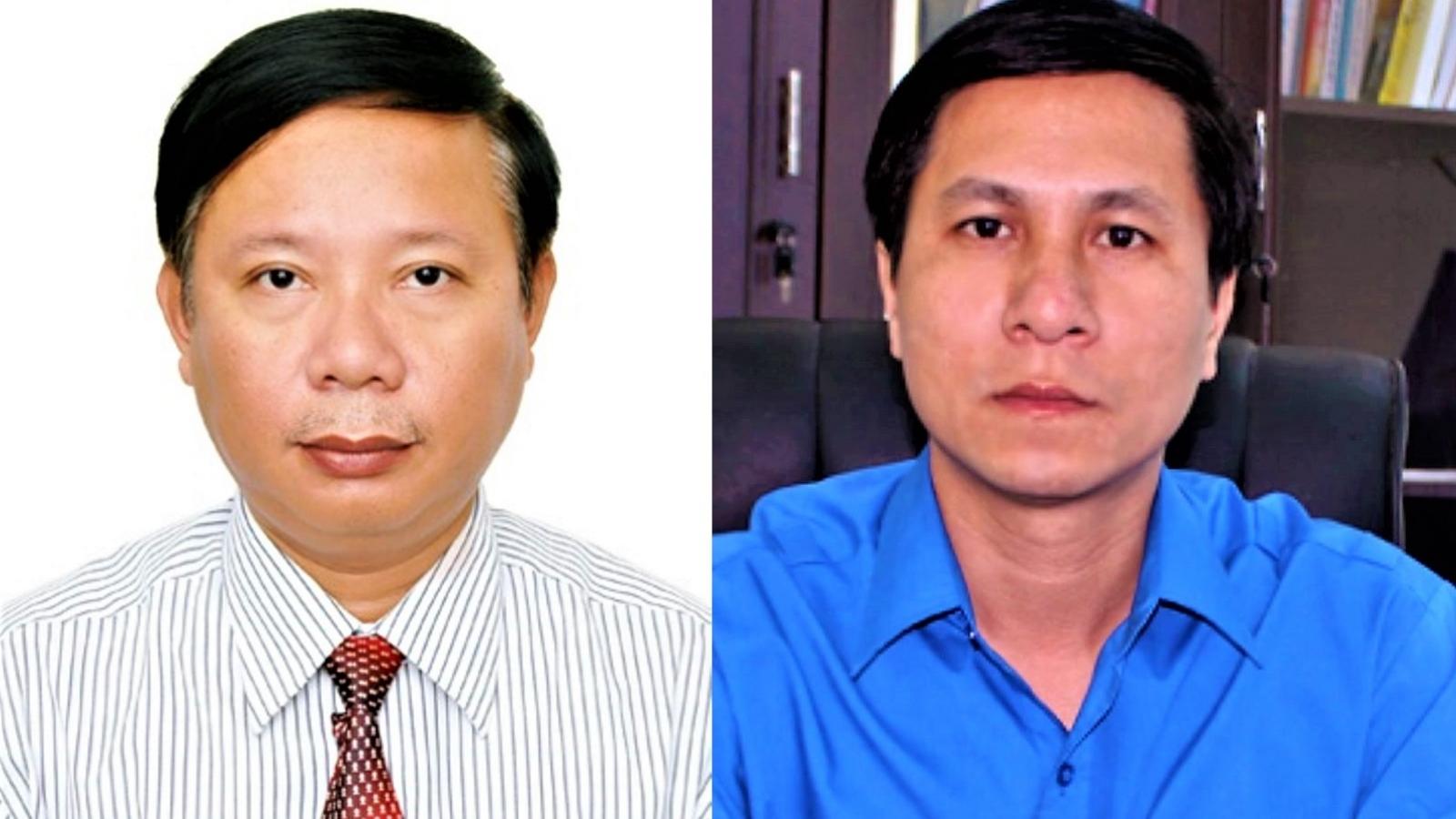 Quảng Ngãi chỉ định Bí thư hai huyện Bình Sơn và Trà Bồng