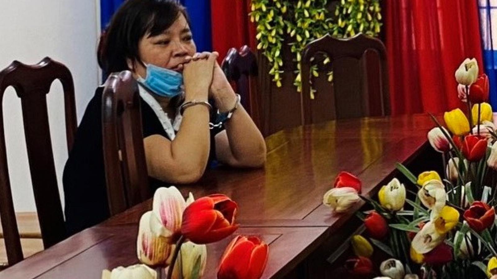 Nữ giám đốc bị khởi tố với cáo buộc lừa đảo hơn 5 tỷ đồng