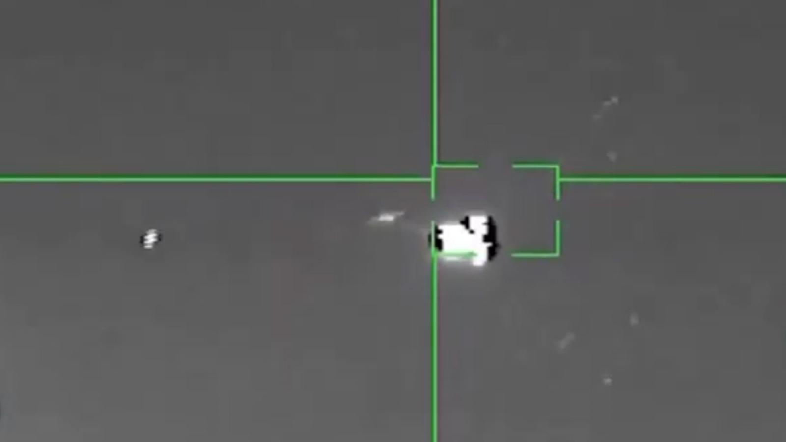 Lực lượng Houthi đăng video, khẳng định bắn hạ UAV MQ-9 của Mỹ