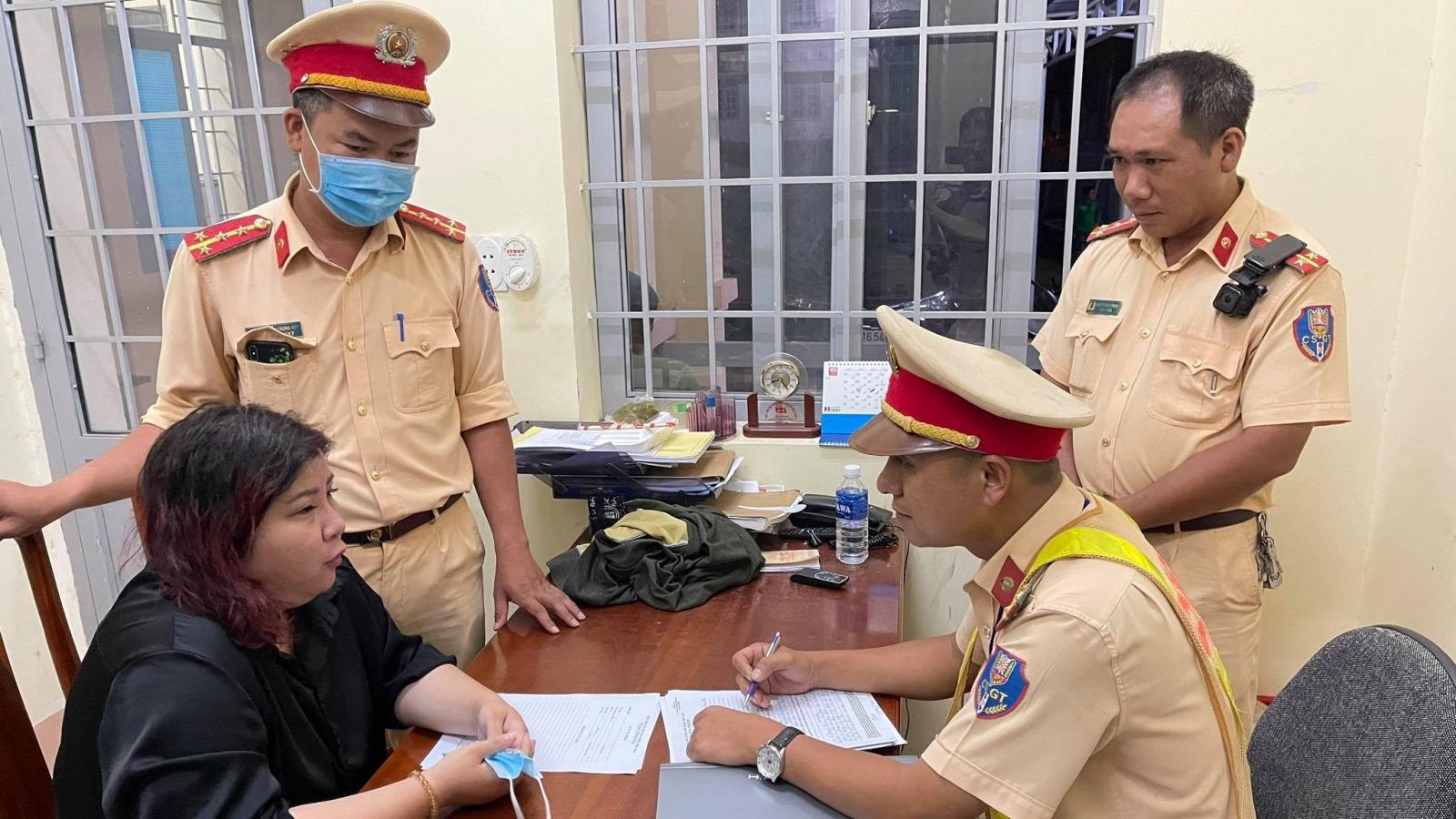 Cảnh sát giao thông Đắk Lắkkịp thời bắt giữ đối tượng bắt cóc trẻ em