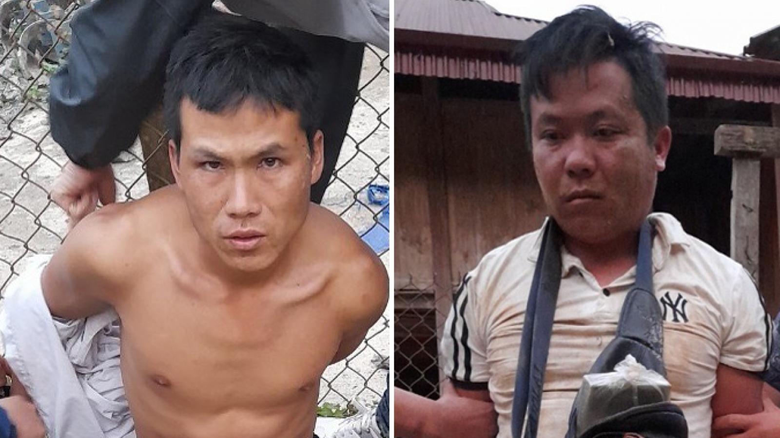 Điện Biên bắt 2 đối tượng mua bán trái phép 4 bánh heroin