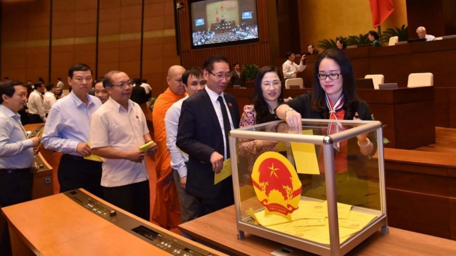 Kỳ họp 11 Quốc hội khoá XIV: Nhìn lại nhiệm kỳ để nỗ lực hơn vì dân