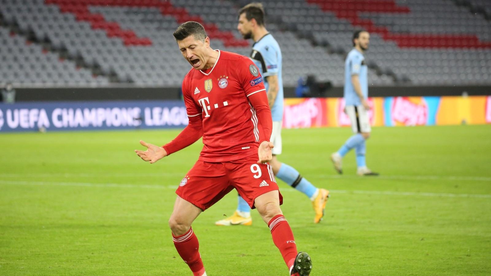 Hạ đẹp Lazio, Bayern Munich thị uy sức mạnh ĐKVĐ Champions League